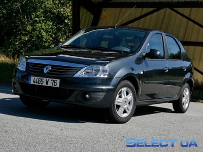 Renault Logan 1.6 102hp AT Expression