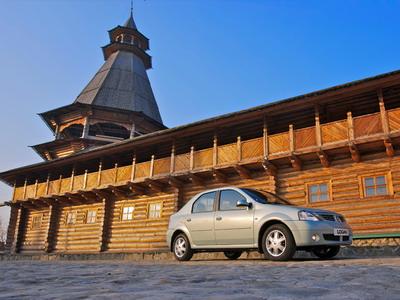 Renault Logan 1.6 84hp MT Prestige