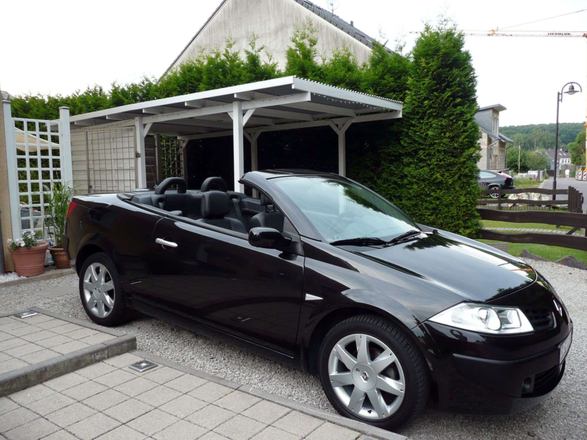 Photos Of Renault Megane 2 0 Coupe Cabriolet Dynamique Photo Renault Megane 2 0 Coupe Cabriolet Dynamique 04 Jpg Gr8autophoto Com