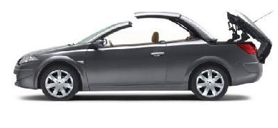 Renault Megane 2.0 Turbo Coupe Cabriolet Dynamique
