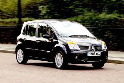 Renault Modus 1.5 dCi