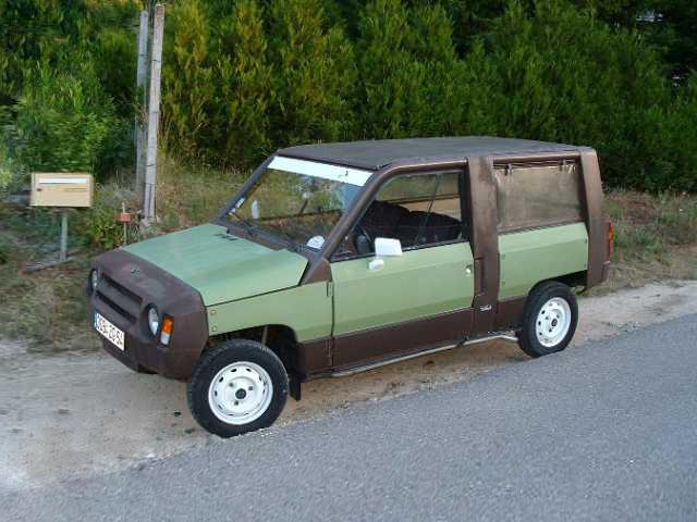 Renault Rodeo 1.1