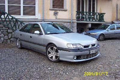 Renault Safrane 2.5