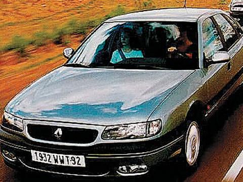 Renault Safrane 2.0 16V (B54L)