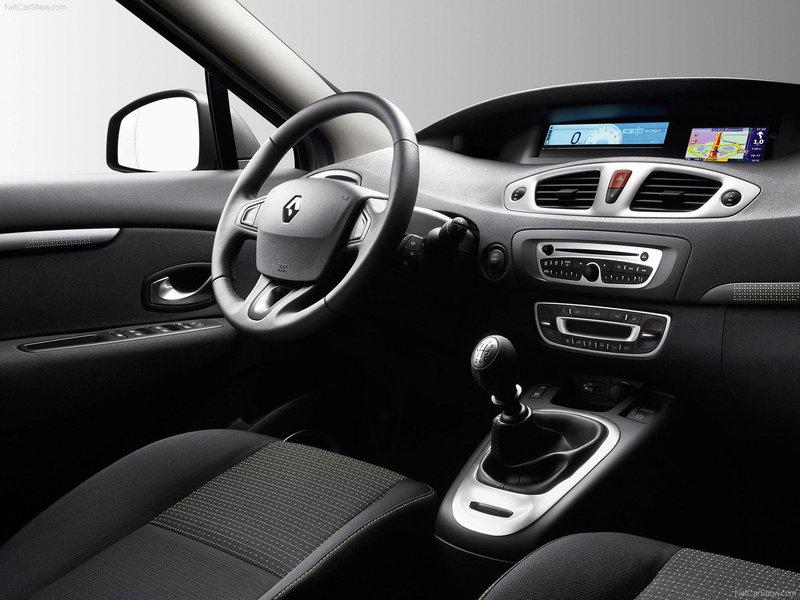 Renault Scenic 1.5 dCi 86hp MT