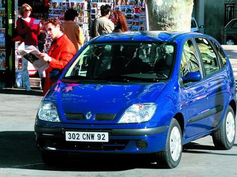 Renault Scenic 1.9 dTi MT