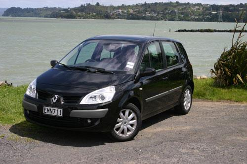 Renault Scenic II 1.9 dCi
