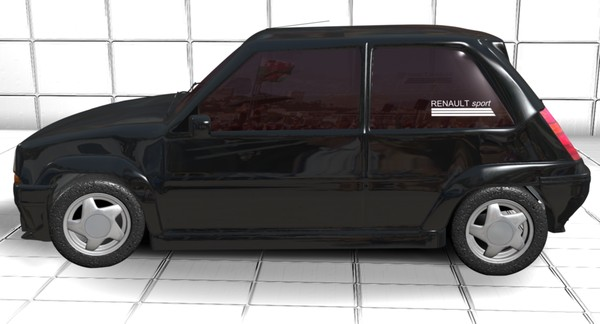 Renault Super 5 1.6 D (B/C/S404)