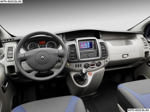 Renault Trafic 2.0 MT