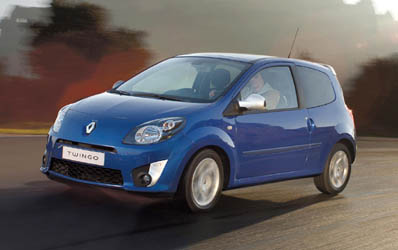 Renault Twingo 1.2 AT