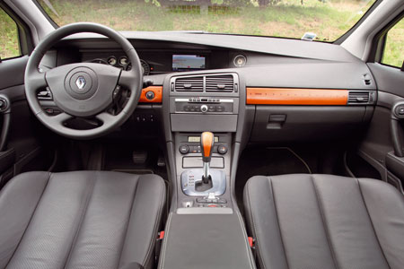 Renault Vel Satis 3.0 dCi Initiale