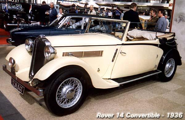 Rover 14