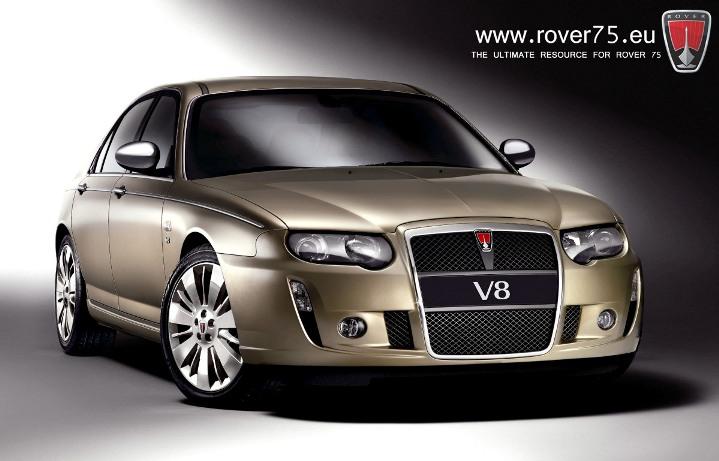 Rover 3500 Vanden Plas EFi