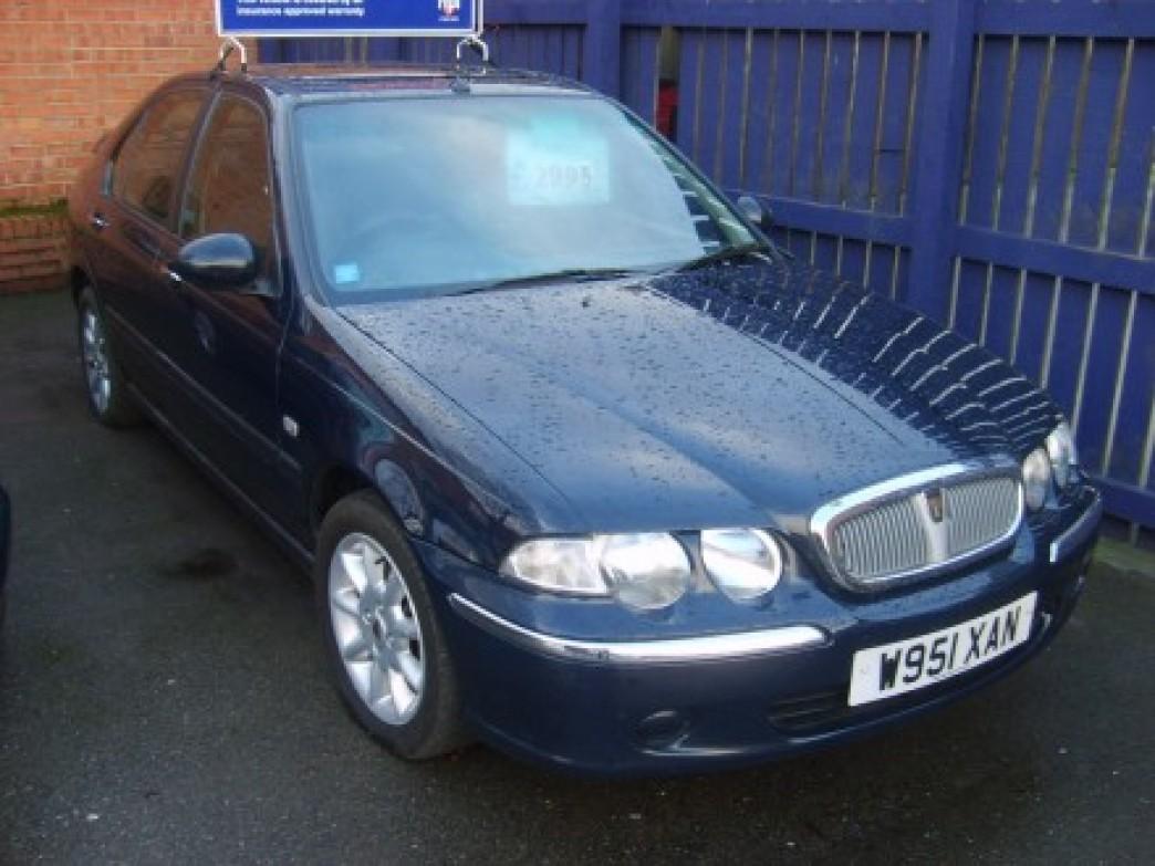 Rover 45 1.4 Classic