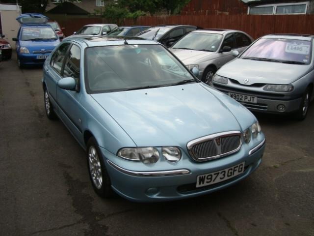 Rover 45 1.8 Automatic