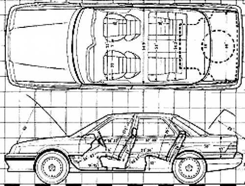Rover 825i