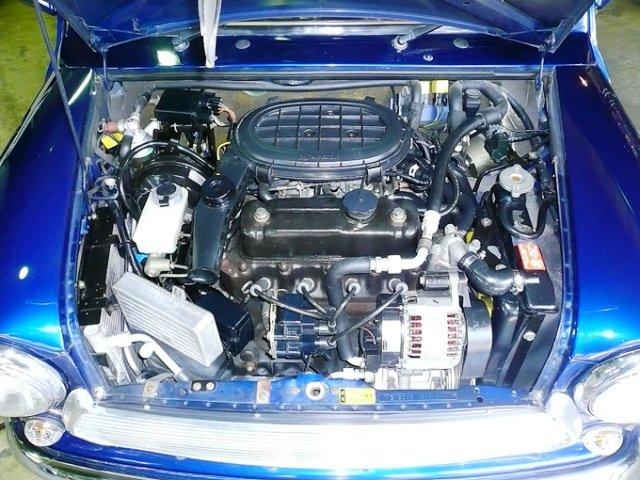 Rover Mini 1.3 Mayfair