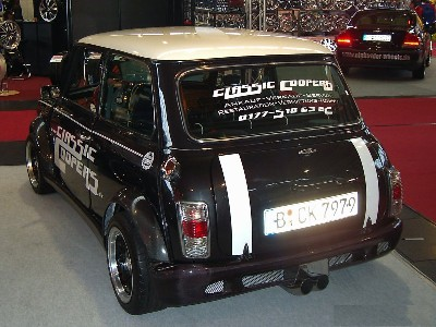 Rover Mini 1.3i