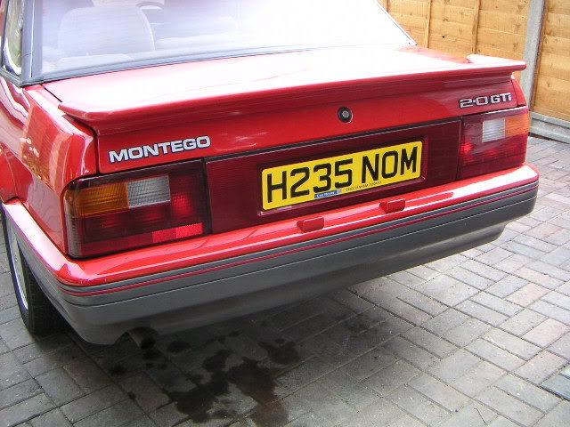 Rover Montego 2.0