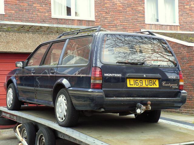 Rover Montego 2.0 TD