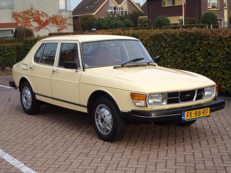Saab 99 2.0