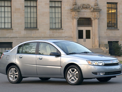 Saturn ION 2.2 i 16V Ecotec MT
