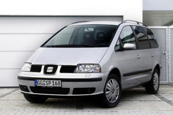 view of seat alhambra 2 0 i photos video features and. Black Bedroom Furniture Sets. Home Design Ideas
