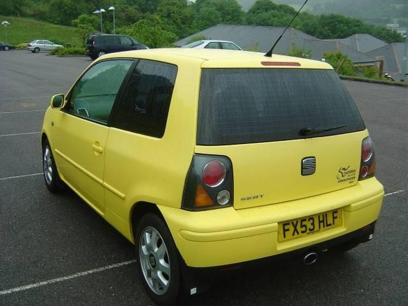 SEAT Arosa 1.2 TDI 3L