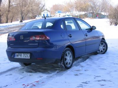 SEAT Cordoba 1.4 i 16V