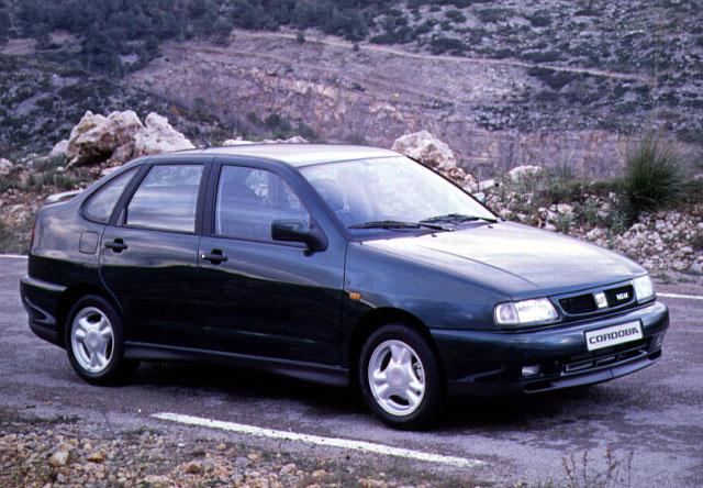 SEAT Cordoba 1.9 TDI