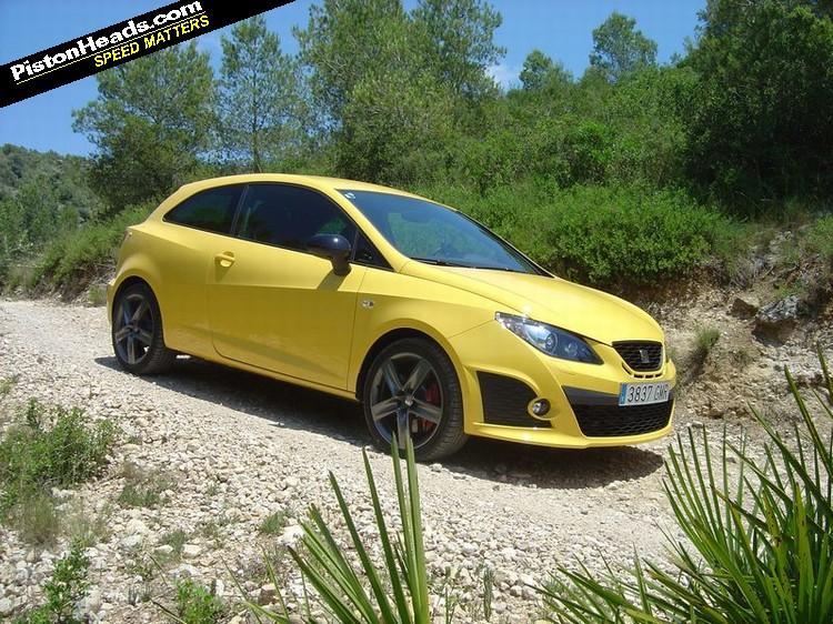 Seat Ibiza 1.4 TSi Cupra
