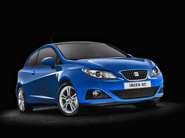 SEAT Ibiza 1.6 MPI MT Reference