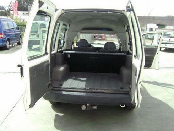 SEAT Inca 1.9 D