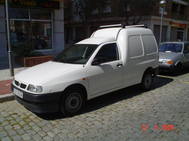 SEAT Inca 1.9 SDI