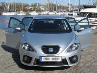 SEAT Leon 2.0 TFSI DSG FR