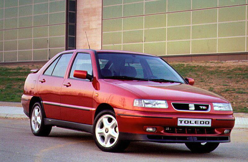 SEAT Toledo 1.6 i AT