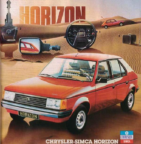 Simca Horizon SX