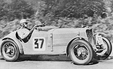 Singer 9 Le Mans