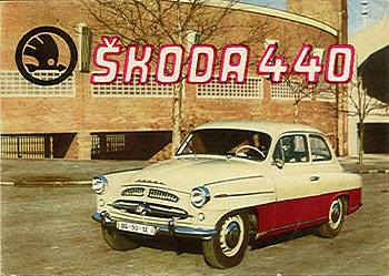 Skoda 440