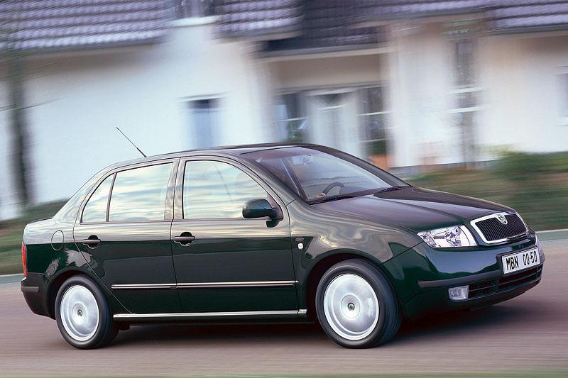 Skoda Fabia 1.4 TDI Sedan Classic