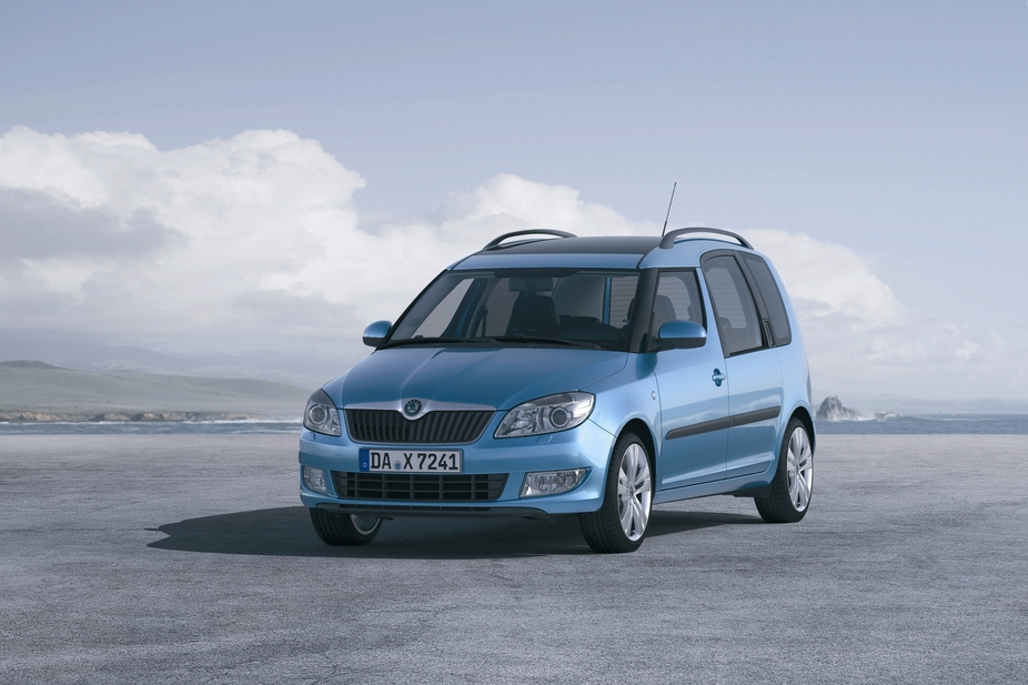 Skoda Roomster 1.6 AT Active