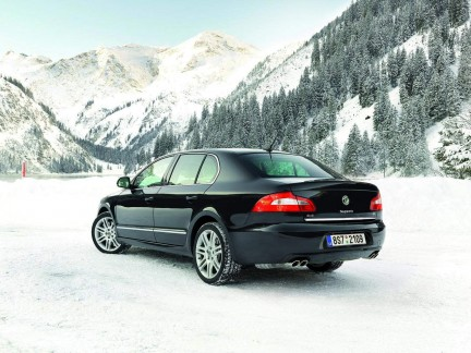 Skoda Superb 1.8 TSI 160hp DSG