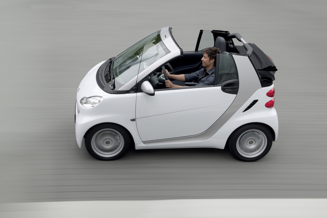 Smart ForTwo Cabriolet Pure