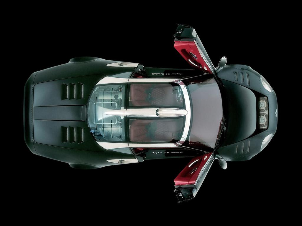 Spyker C8 Double 12 S