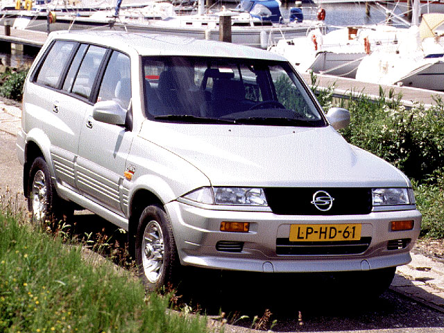 SsangYong Musso TD L 2.9