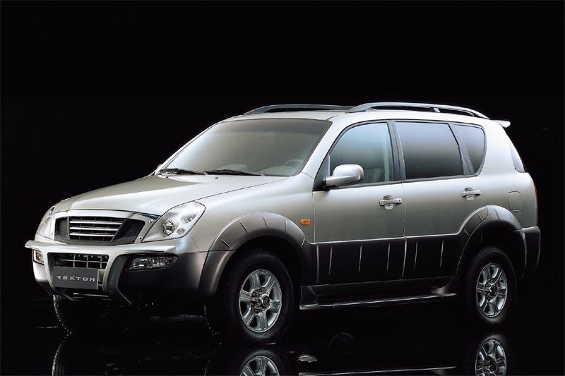 SsangYong Rexton RX 320 S