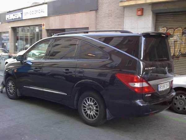 SsangYong Rodius 270 XDi