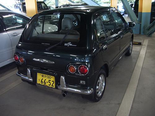 Subaru Bistro 0.66