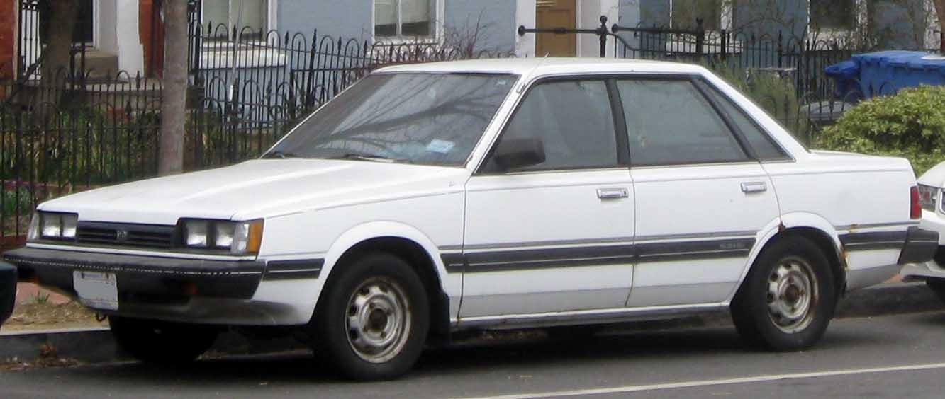 Subaru DL