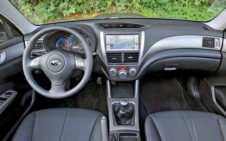 Subaru Forester 2.0 D